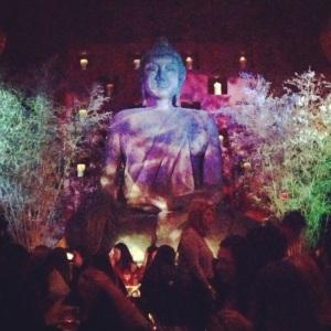 extra large buddha at Tao :)
