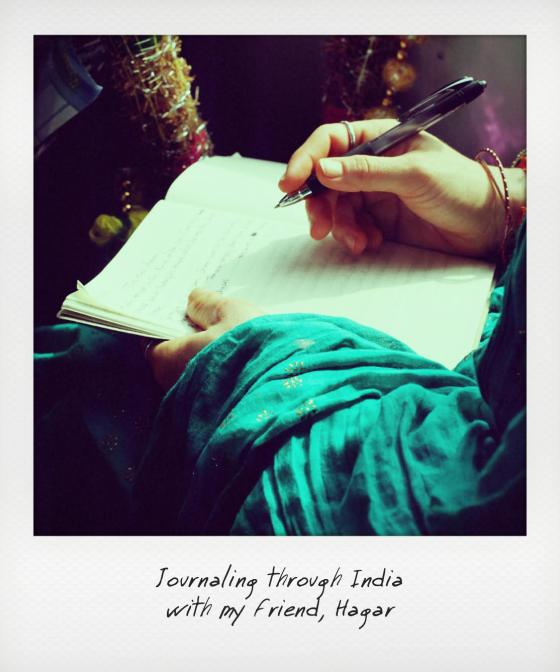 hagar journaling