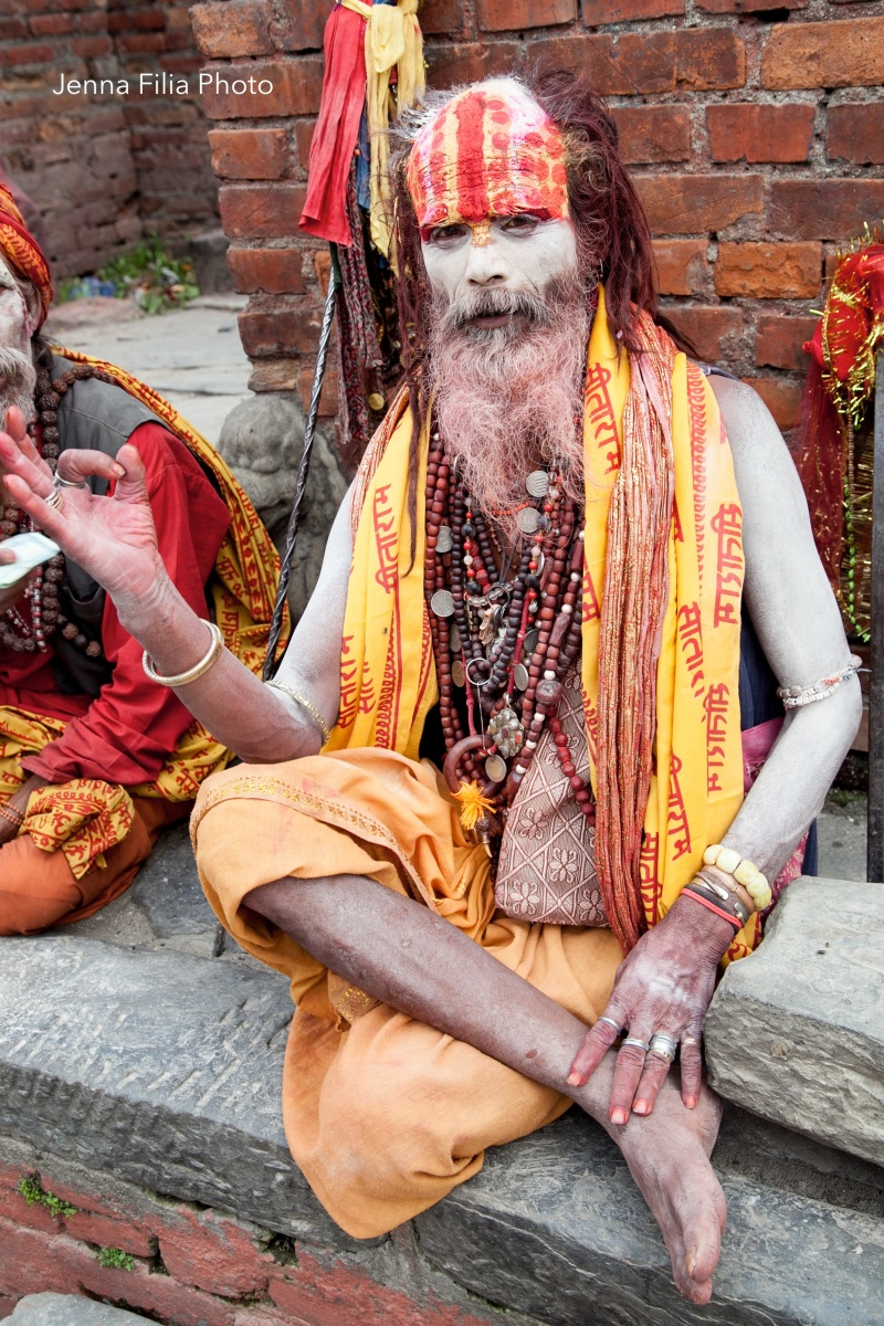 sadhus crazy first one