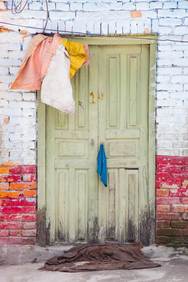Nepal: Doors and Doorways (continued)