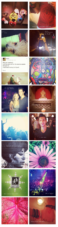 weekend instagrams flattened June 30