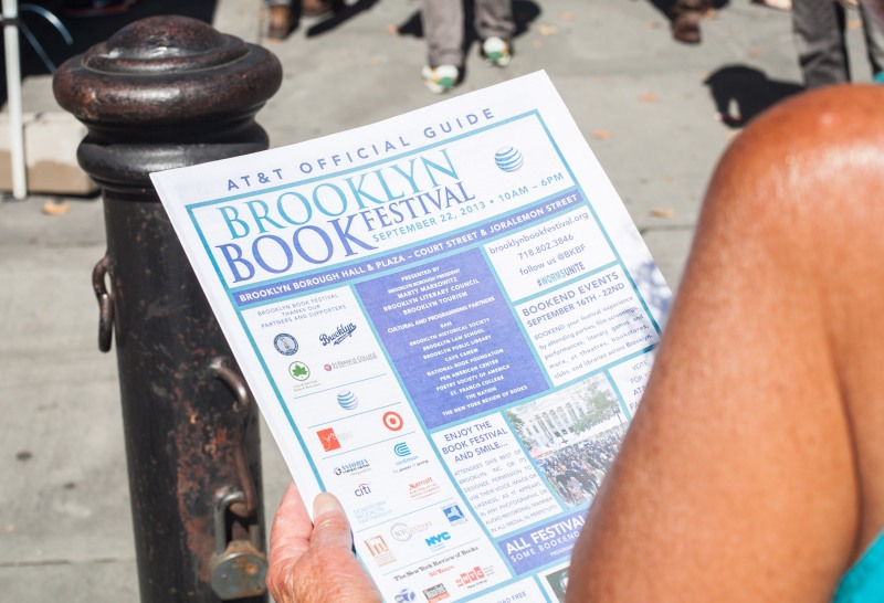 Broonlyn Book Festival 2013-13